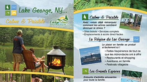 Camping Lake George : 15 terrains de camping avec 1